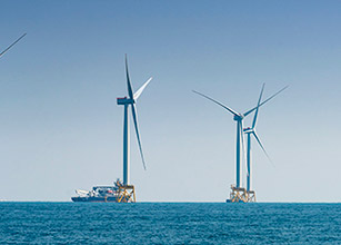 Offshore Wind Farm: Inexhaustible Energy for the World